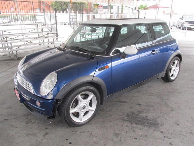 2002 MINI Hardtop Please call or e-mail to check availability All of our vehicles are available