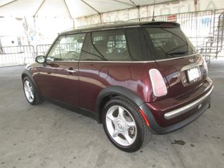 2002 Mini Hardtop Gardena, California 1