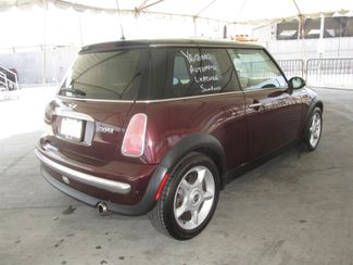 2002 Mini Hardtop Gardena, California 2