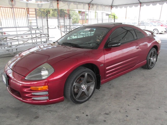 2002 Mitsubishi Eclipse GT Please call or e-mail to check availability All of our vehicles are a