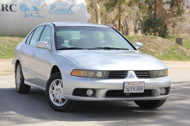 2002 Mitsubishi Galant ES Santa Clarita, CA 3
