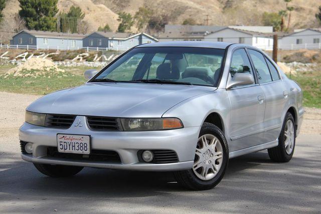 2002 Mitsubishi Galant ES Santa Clarita, CA 4
