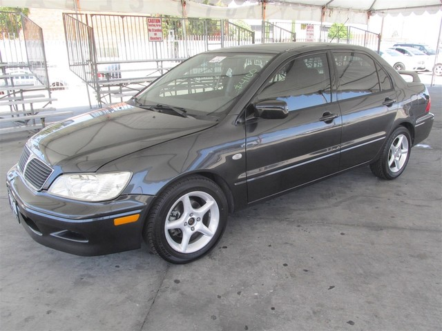 2002 Mitsubishi Lancer ES Please call or e-mail to check availability All of our vehicles are a