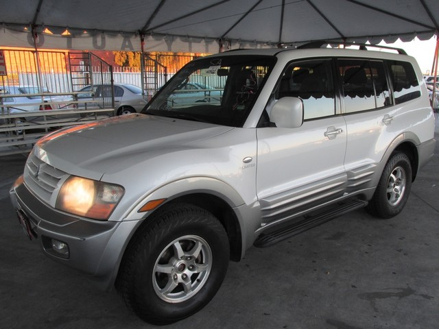 2002 Mitsubishi Montero LTD Please call or e-mail to check availability All of our vehicles are