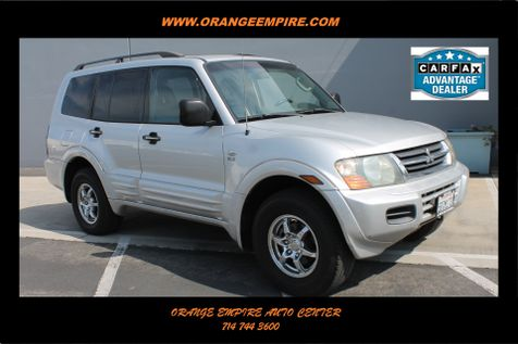 2002 Mitsubishi Montero XLS in Orange, CA