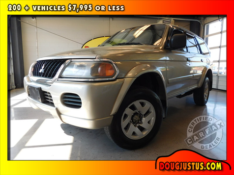 2002 Mitsubishi Montero Sport XLS in Airport Motor Mile ( Metro Knoxville ), TN