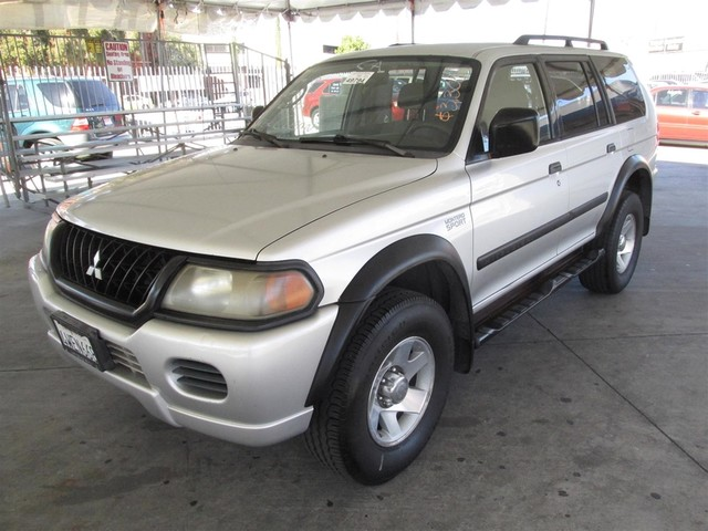 2002 Mitsubishi Montero Sport LS Please call or e-mail to check availability All of our vehicle