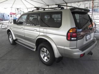 2002 Mitsubishi Montero Sport LTD Gardena, California 1