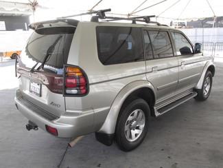 2002 Mitsubishi Montero Sport LTD Gardena, California 2