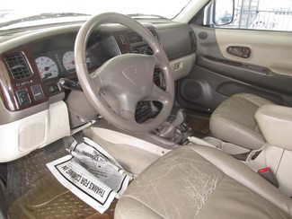 2002 Mitsubishi Montero Sport LTD Gardena, California 4