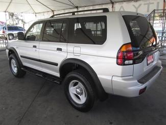 2002 Mitsubishi Montero Sport ES Gardena, California 1
