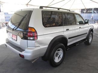 2002 Mitsubishi Montero Sport ES Gardena, California 2