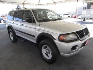 2002 Mitsubishi Montero Sport ES Gardena, California 3