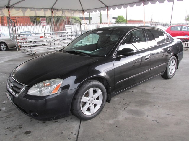2002 Nissan Altima SL Please call or e-mail to check availability All of our vehicles are avail