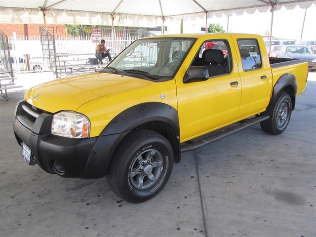 2002 Nissan Frontier XE This particular vehicle has a SALVAGE title Please call or email to check