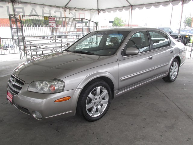 2002 Nissan Maxima GLE Please call or e-mail to check availability All of our vehicles are avai