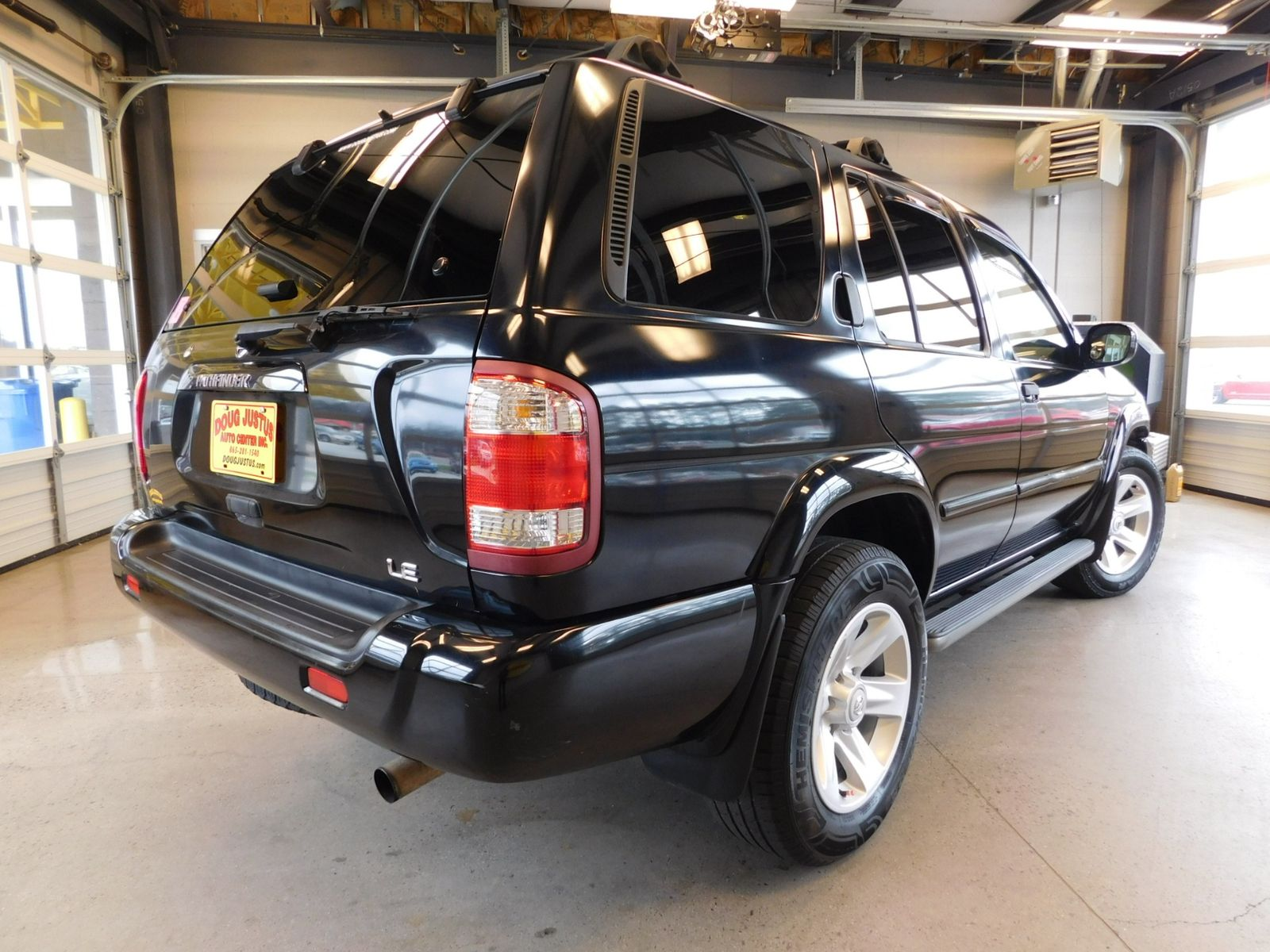 2002 nissan pathfinder le city tn doug justus auto center inc