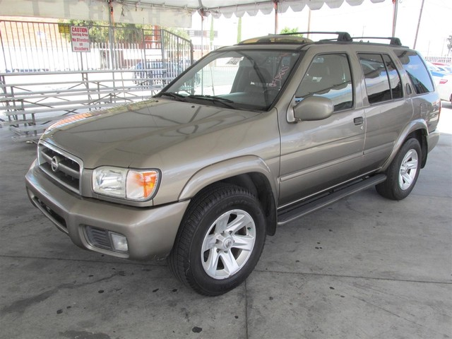 2002 Nissan Pathfinder LE Please call or e-mail to check availability All of our vehicles are a