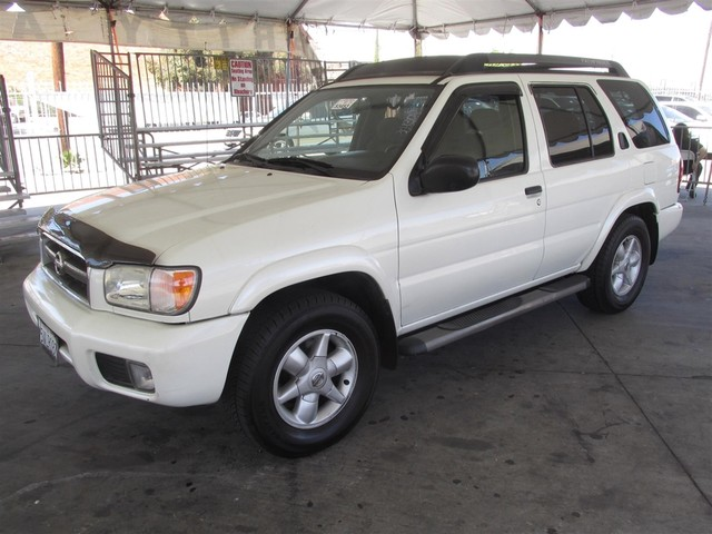 2002 Nissan Pathfinder SE Please call or e-mail to check availability All of our vehicles are a