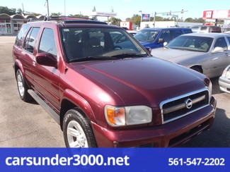 2002 Nissan Pathfinder LE Lake Worth , Florida 1