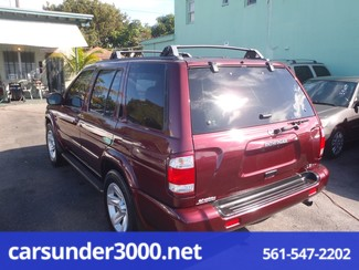 2002 Nissan Pathfinder LE Lake Worth , Florida 3