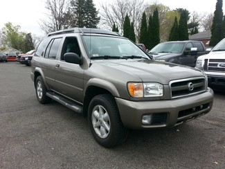2002 Nissan Pathfinder in West Springfield, MA