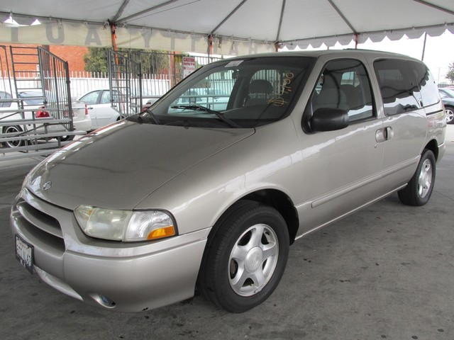 2002 Nissan Quest GXE Please call or e-mail to check availability All of our vehicles are availa