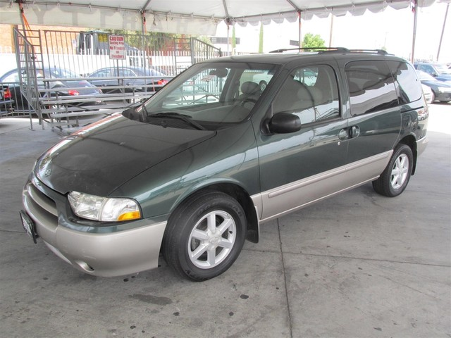 2002 Nissan Quest GLE Please call or e-mail to check availability All of our vehicles are avail