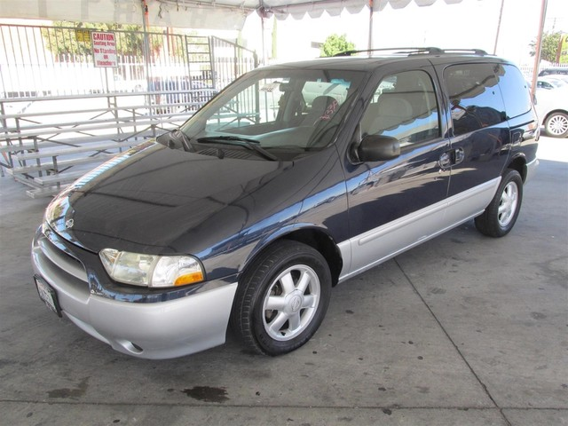 2002 Nissan Quest GXE This particular Vehicle comes with 3rd Row Seat Please call or e-mail to ch