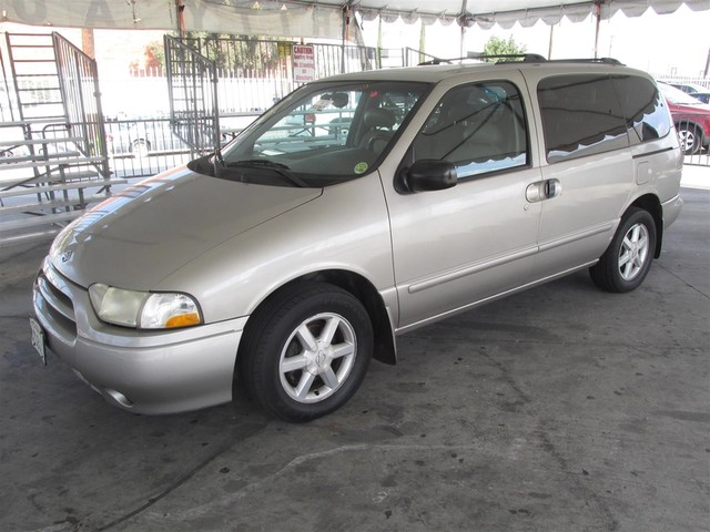 2002 Nissan Quest GLE This particular Vehicle comes with 3rd Row Seat Please call or e-mail to ch
