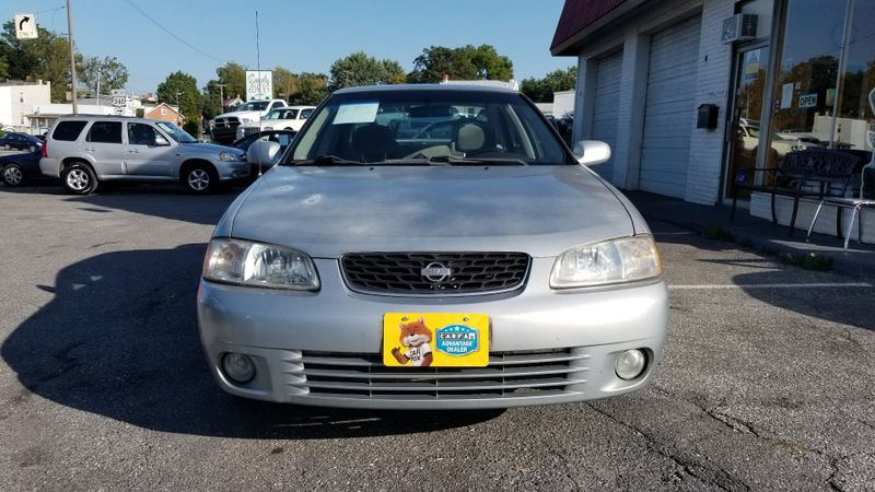 2002 Nissan Sentra GXE  in Frederick, Maryland