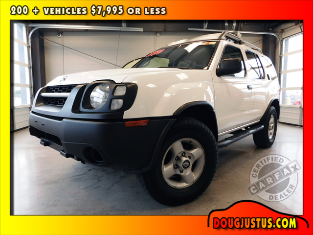 Used nissan xterra for sale in knoxville tn 26 cars from for Used cars airport motor mile