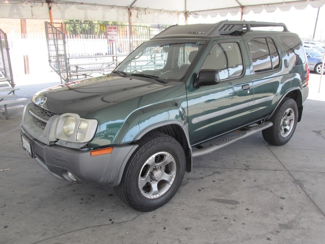 2002 Nissan Xterra SE SC Please call or e-mail to check availability All of our vehicles are av