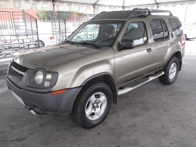 2002 Nissan Xterra XE Please call or e-mail to check availability All of our vehicles are avail