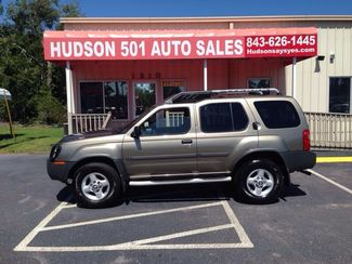 2002 Nissan Xterra in Myrtle Beach South Carolina