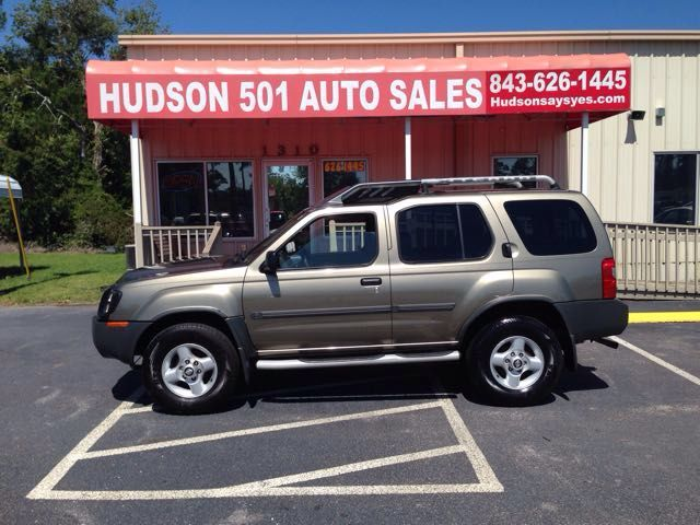 2002 Nissan Xterra XE   Myrtle Beach, South Carolina   Hudson Auto Sales in Myrtle Beach South Carolina