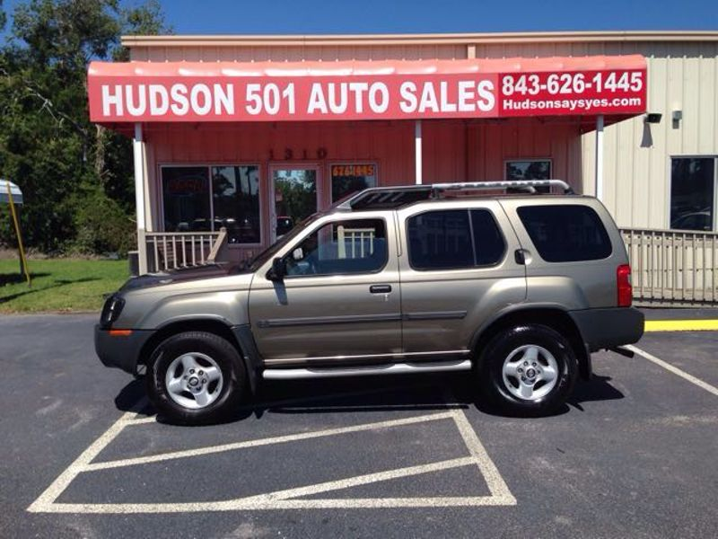 2002 Nissan Xterra XE | Myrtle Beach, South Carolina | Hudson Auto Sales in Myrtle Beach South Carolina