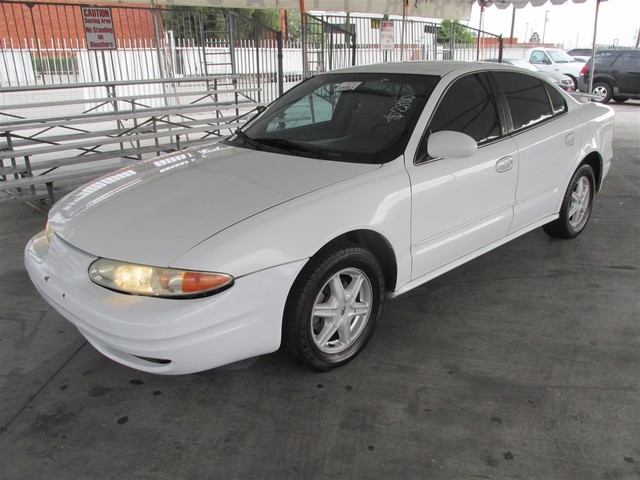 2002 Oldsmobile Alero GL1 Please call or e-mail to check availability All of our vehicles are a