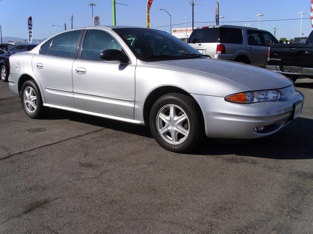 Used Cars in Las Vegas 2002 Oldsmobile Alero