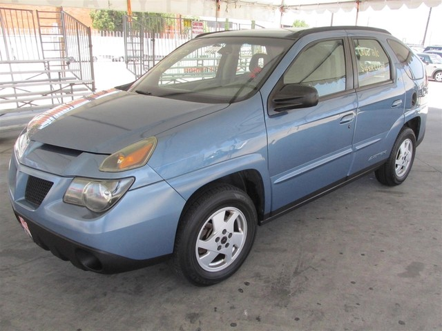 2002 Pontiac Aztek This particular Vehicles true mileage is unknown TMU Please call or e-mail