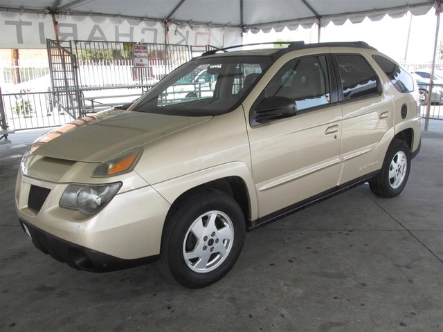 2002 Pontiac Aztek Please call or e-mail to check availability All of our vehicles are availabl
