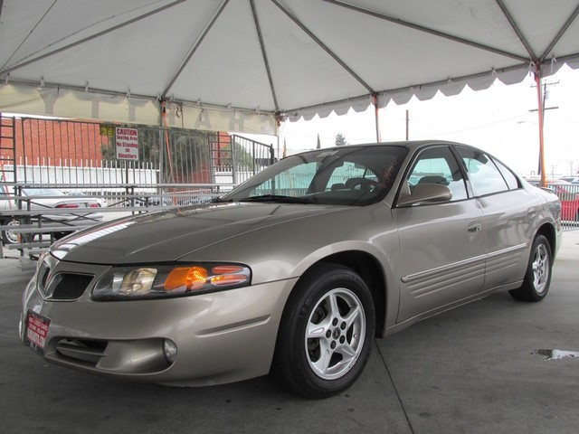 2002 Pontiac Bonneville SE Please call or e-mail to check availability All of our vehicles are a