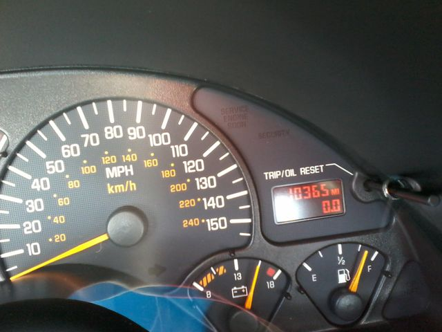 2002 Pontiac Firebird FIREHAWK Formula San Antonio, Texas 23