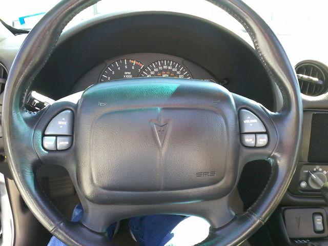 2002 Pontiac Firebird FIREHAWK Formula San Antonio, Texas 22