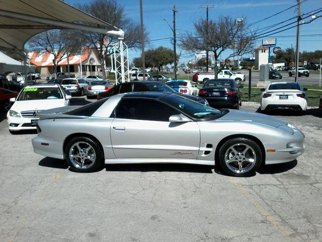 2002 Pontiac Firebird FIREHAWK Formula San Antonio, Texas 8