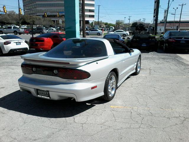 2002 Pontiac Firebird FIREHAWK Formula San Antonio, Texas 4