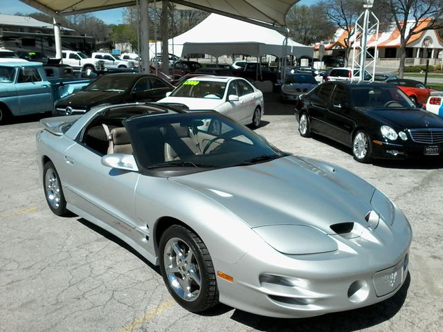 2002 Pontiac Firebird FIREHAWK Formula San Antonio, Texas 7