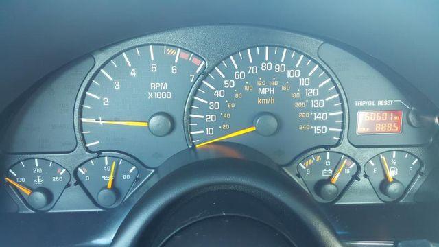 2002 Pontiac Firebird Formula Richmond, Virginia 13
