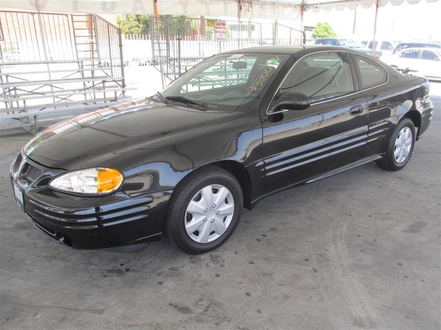 2002 Pontiac Grand Am SE1 Please call or e-mail to check availability All of our vehicles are a