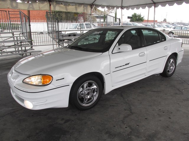 2002 Pontiac Grand Am GT Please call or e-mail to check availability All of our vehicles are av